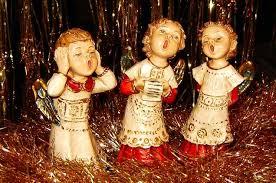 Resultado de imagen para pesebre angeles cantores