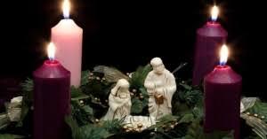 Resultado de imagen para pesebre y velas de navidad