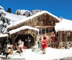 Resultado de imagen para pesebre y nieve