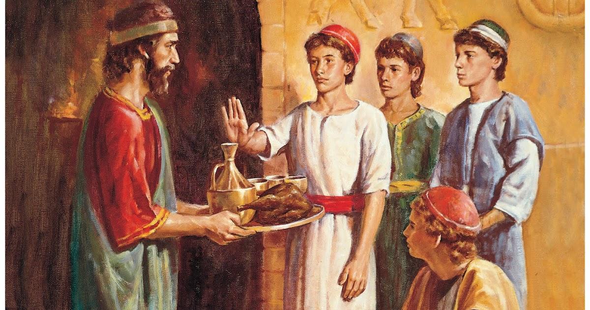Resultado de imagen para joven  daniel orando enel antiguo testamento