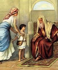 Resultado de imagen para madre y niños en tiempos de la biblia