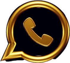 Resultado de imagen para whatsapp dorado