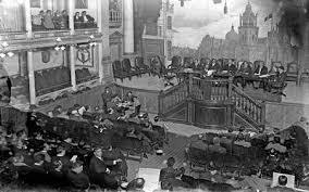 Resultado de imagen para constitución de querétaro 1917