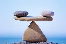 Resultado de imagen para equilibrio a las cosas