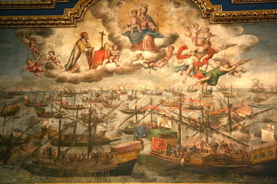 Articulos de Apologética Catolica: El Santo Rosario y la Batalla ...
