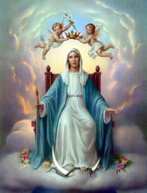 Madre de la Divina Gracia: Los misterios de la Virgen María (VIII)