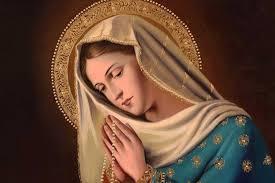 LA VIRGEN MARÍA – Madre Clelia