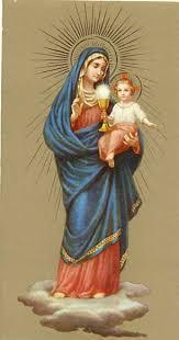 36 Advocaciones de la Virgen María (con imágenes) | Virgen maría ...