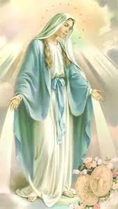 Imágenes de la Santísima Virgen María para descargar e imprimir ...