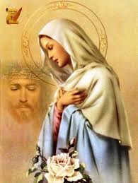 Oración a la Santísima Virgen María Poderosa, Fiel y Clemente