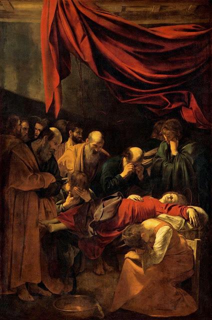 """Curiosidades y Críticas en el Arte: Caravaggio - """"La muerte de la ..."""