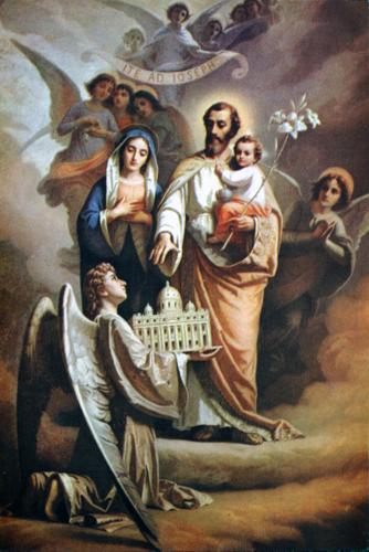 Divinas Vocaciones Religiosas.: 231. Fraternidad de San José Custodio