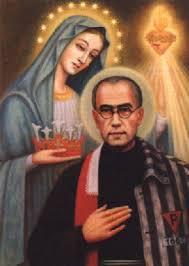 Oración de san Maximiliano Kolbe para entregarse a la Virgen María ...