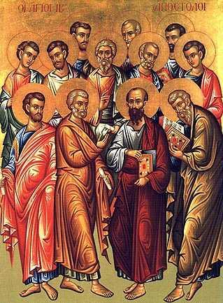 Oraciones Católicas: El Credo (Símbolo de los Apóstoles)