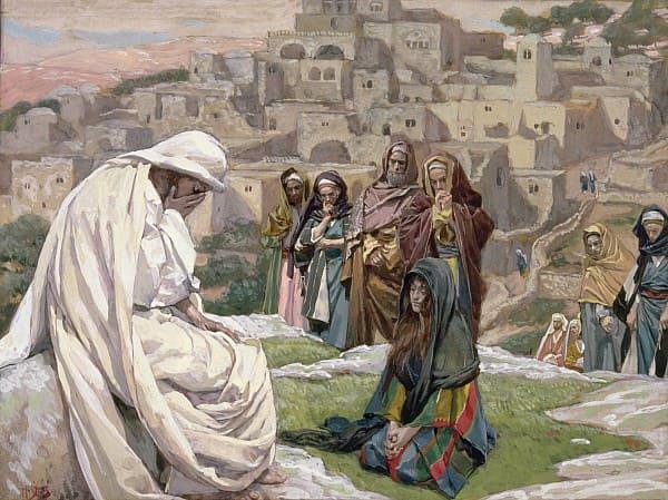 La lamentación de Jesús por Jerusalén (Mateo 23:37-39) - Mundo ...