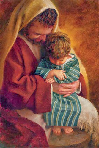 """GRUPO DE ESTUDO """"ALLAN KARDEC"""": JOSÉ, PAI DE JESUS"""