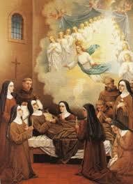 23 de septiembre, Hallazgo del cuerpo de santa Clara de Asís ...