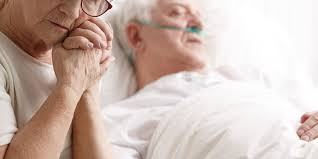 Cómo ayudar a un ser querido a morir en paz