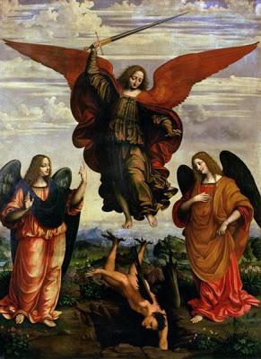 EX ORBE: Miguel, Gabriel y Rafael, los Tres Arcángeles