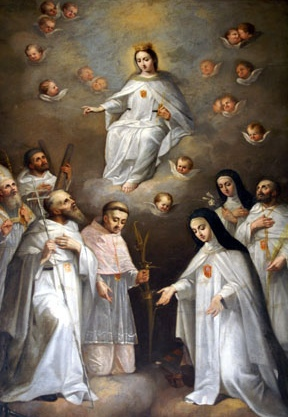 Divinas Vocaciones Religiosas.: 294. Mercedarias Descalzas