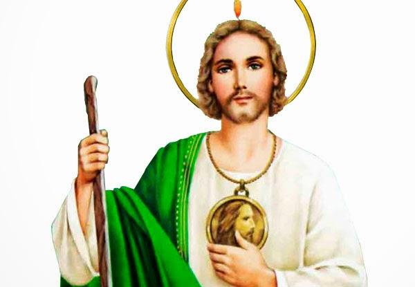 Parroquia San Judas Tadeo: Biografia de San Judas Tadeo