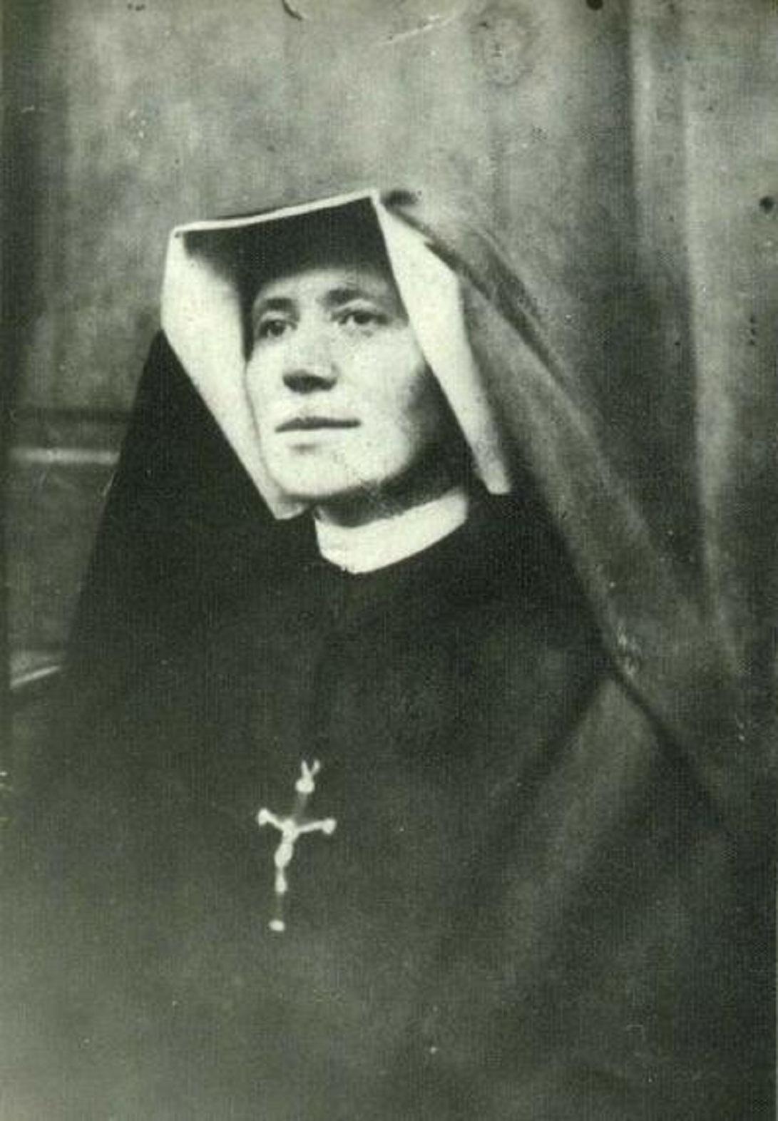 Santo de hoy - Faustina Kowalska, Santa Apóstol de la Divina Misericordia  (+1938 dC) 05/10 | Parroquia Ntra Sra de la Salud