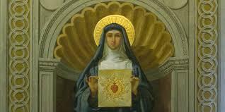 Margarita María Alacoque, mensajera del Sagrado Corazón de Jesús